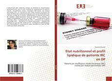 Bookcover of Etat nutritionnel et profil lipidique de patients IRC en DP