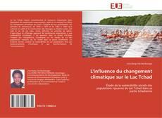 Обложка L'influence du changement climatique sur le Lac Tchad