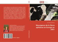 Bookcover of Résurgence de la fièvre aphteuse en Europe en 2001