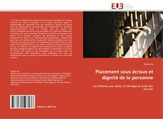 Bookcover of Placement sous écrous et dignité de la personne