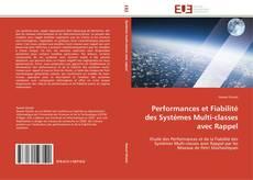 Buchcover von Performances et Fiabilité des Systèmes Multi-classes avec Rappel
