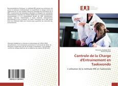 Couverture de Controle de la Charge d'Entrainement en Taekwondo