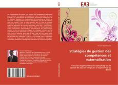 Couverture de Stratégies de gestion des compétences et externalisation