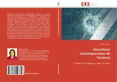 Bookcover of Narrations contemporaines de l'errance