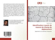Bookcover of Identification à partir de mesure de champ de déplacement