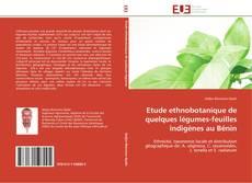 Capa do livro de Etude ethnobotanique de quelques légumes-feuilles indigènes au Bénin