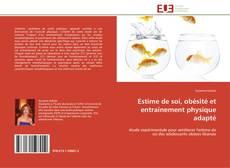 Capa do livro de Estime de soi, obésité et entrainement physique adapté