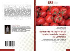 Capa do livro de Rentabilité financière de la production de la tomate au Cameroun