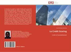 Bookcover of Le Crédit Scoring