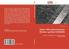 Bookcover of Radar GPR polarimétrique: Mission spatiale EXOMARS