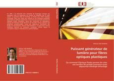 Copertina di Puissant générateur de lumière pour fibres optiques plastiques