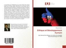 Обложка Ethique et Développement humain