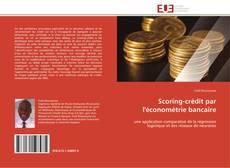 Bookcover of Scoring-crédit par l'économétrie bancaire