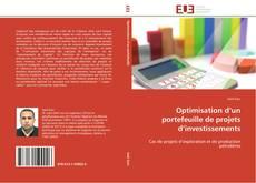 Copertina di Optimisation d'un portefeuille de projets d'investissements