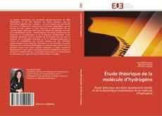 Capa do livro de Étude théorique de la molécule d'hydrogène