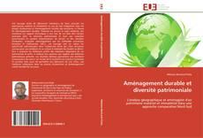 Bookcover of Aménagement durable et diversité patrimoniale