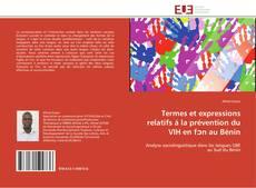 Обложка Termes et expressions relatifs á la prévention du VIH en fכn au Bénin