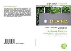 Bookcover of Landmark Theatres