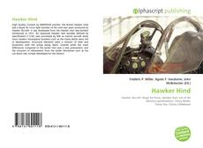 Bookcover of Hawker Hind