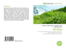 Bookcover of Bill Bixby