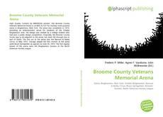 Bookcover of Broome County Veterans Memorial Arena