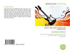 Living Colour kitap kapağı