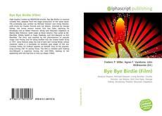 Buchcover von Bye Bye Birdie (Film)