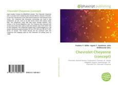 Buchcover von Chevrolet Cheyenne (concept)