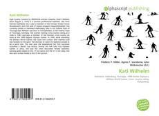 Обложка Kati Wilhelm