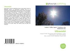 Bookcover of Ultraviolet