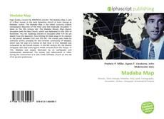 Capa do livro de Madaba Map