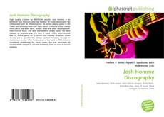 Bookcover of Josh Homme Discography