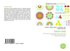 Bookcover of Gauss map