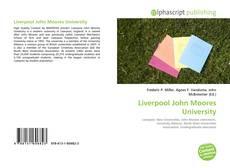 Portada del libro de Liverpool John Moores University