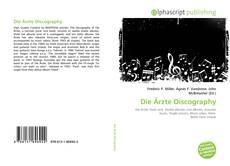 Portada del libro de Die Ärzte Discography