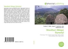Bookcover of Maukhari (Megar Dynasty)