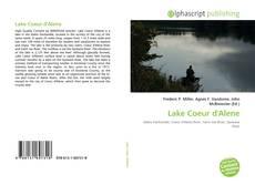 Buchcover von Lake Coeur d'Alene