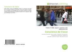 Bookcover of Conscience de Classe