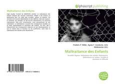 Portada del libro de Maltraitance des Enfants