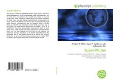 Portada del libro de Super-Pluton