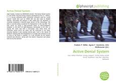 Copertina di Active Denial System