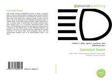 Capa do livro de Gaussian beam