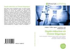Oxydo-réduction en Chimie Organique kitap kapağı