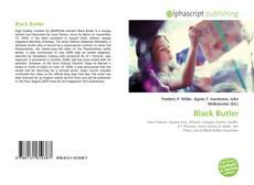 Обложка Black Butler