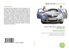 Couverture de Automobile