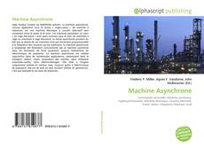 Couverture de Machine Asynchrone