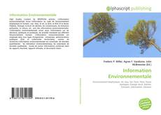 Обложка Information Environnementale