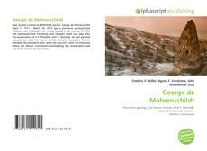 Buchcover von George de Mohrenschildt