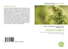 Bookcover of Artemisia vulgaris