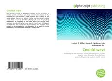 Bookcover of Cnoidal wave